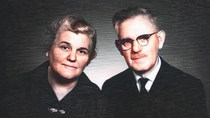 Stumpf Jenő és Alberta
